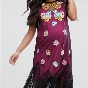 ASOS maternity dress, size 4